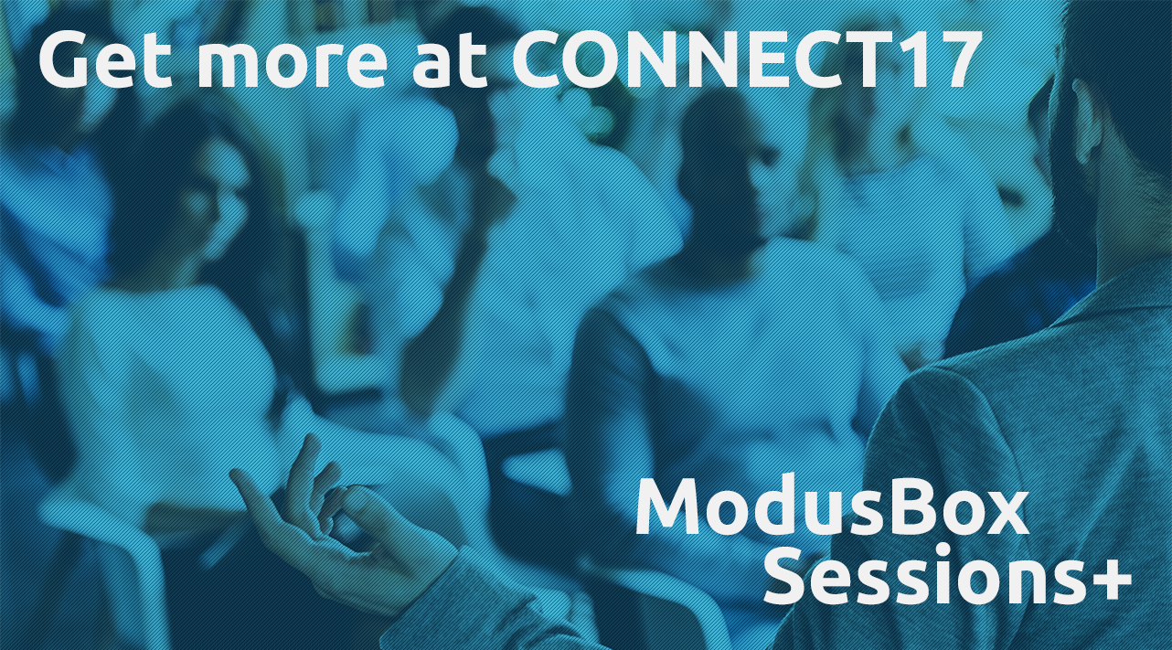 ModusBox Announces Sessions+ At MuleSoft CONNECT17