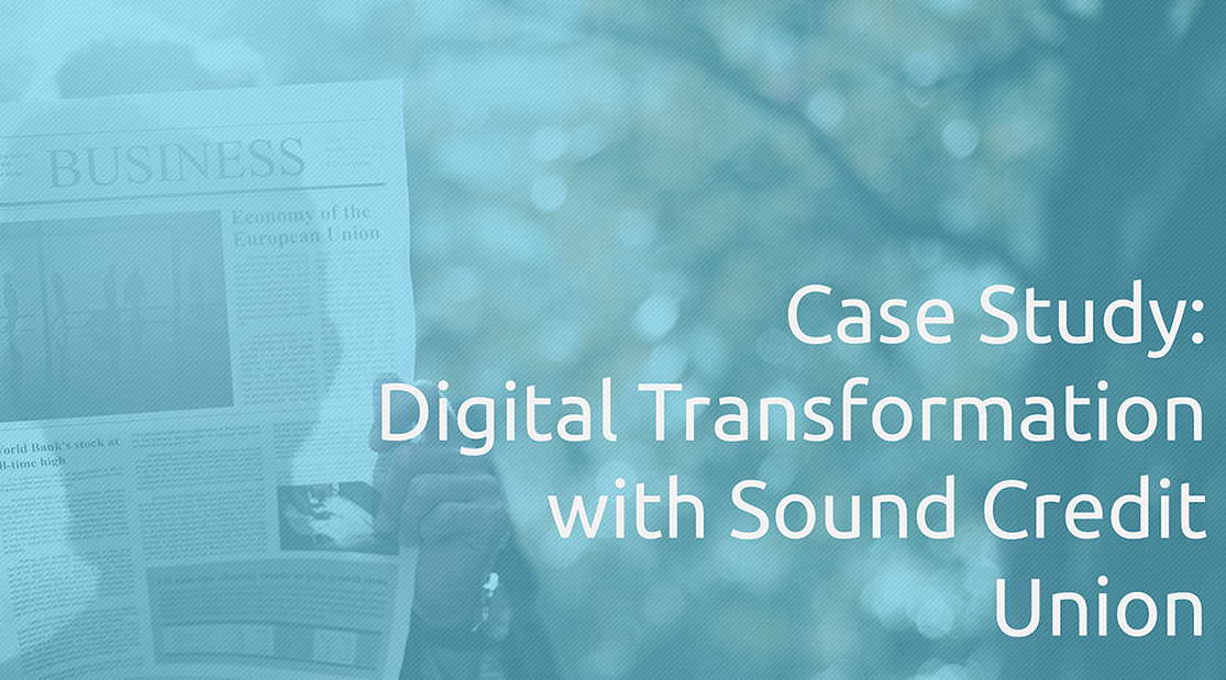 Sound Credit Union Case Study