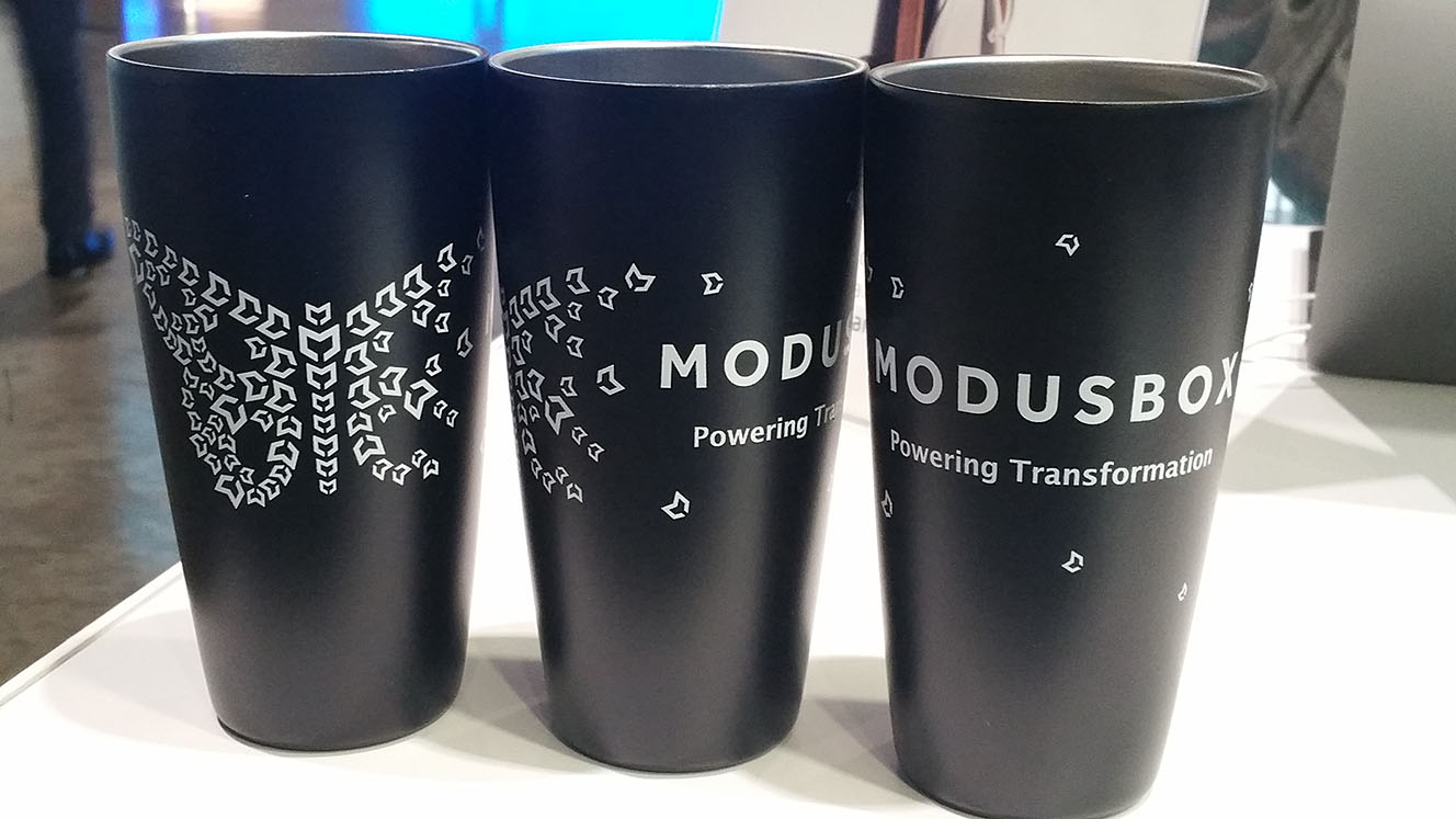 ModusBox Cups MuleSoft CONNECT