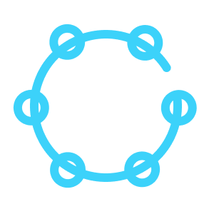 Open loop system icon