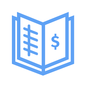 Irrevocable payment icon