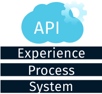 API-led design logo