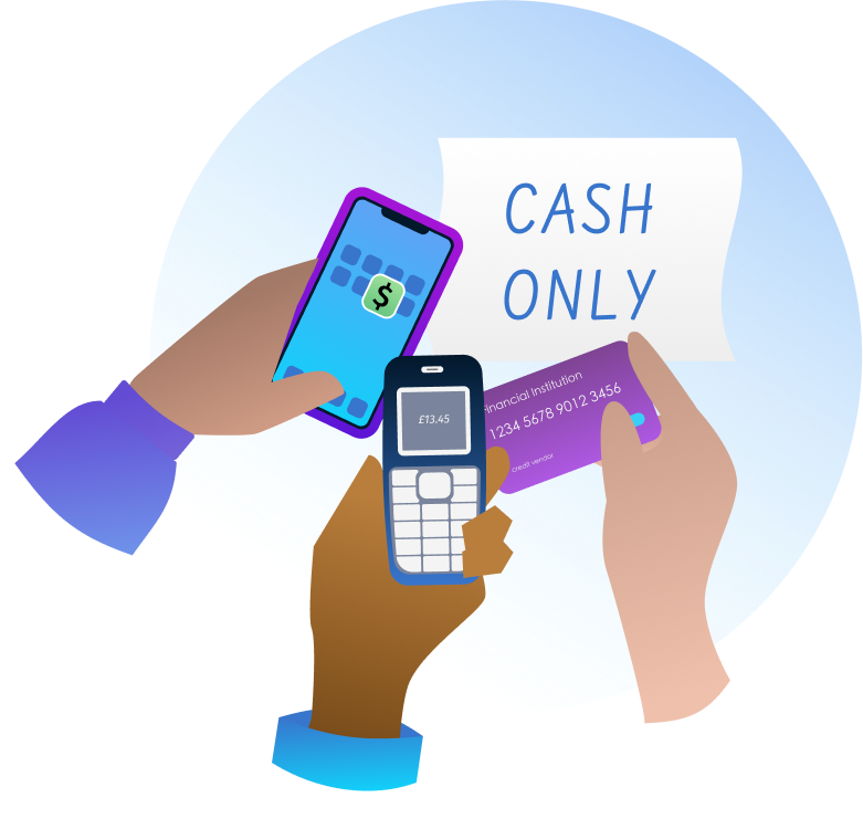Cell phone payments